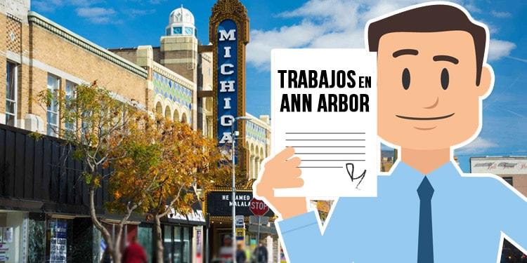 empleos Ann Arbor Michigan