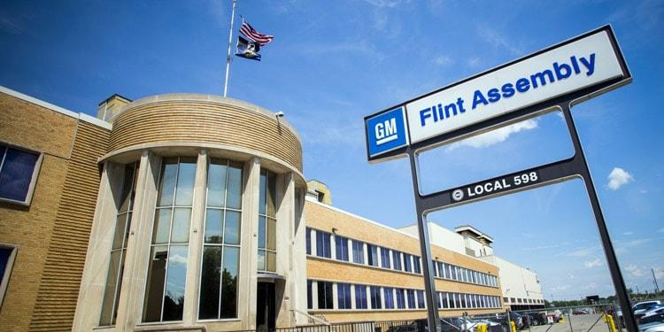 trabajos General Motors Flint Michigan