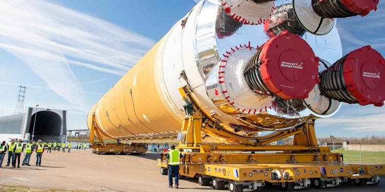 trabajos New Orleans Louisiana NASA