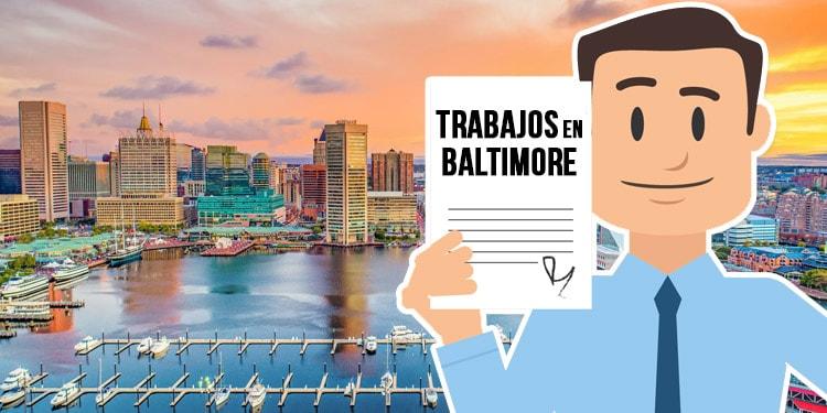 trabajos en Baltimore Maryland