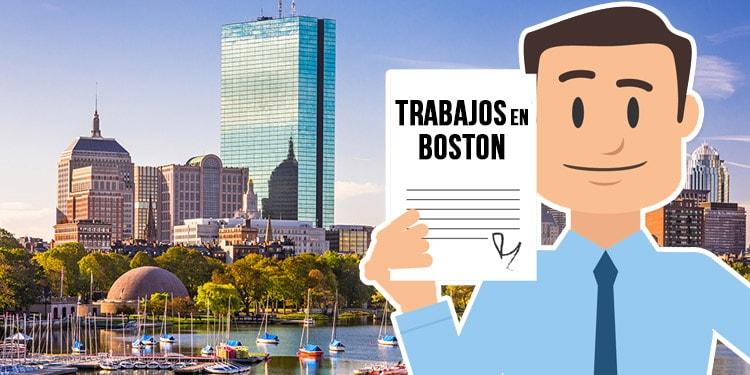 trabajos en Boston Massachusetts