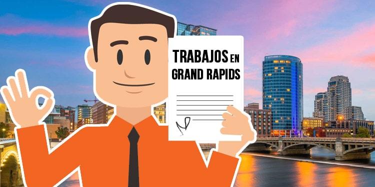 trabajos en Grand Rapids Michigan