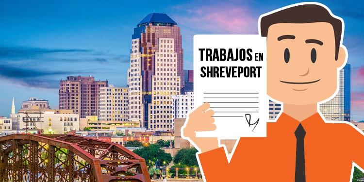 trabajos en Shreveport Luisiana