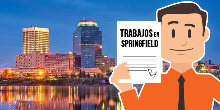 trabajos en Springfield Massachusetts