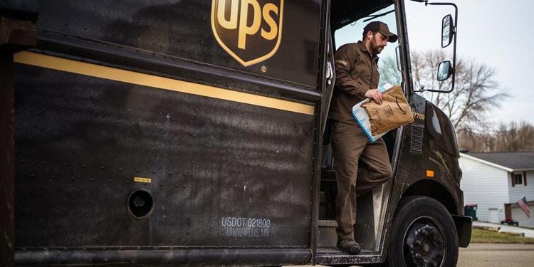 UPS trabajos Minneapolis Minnesota