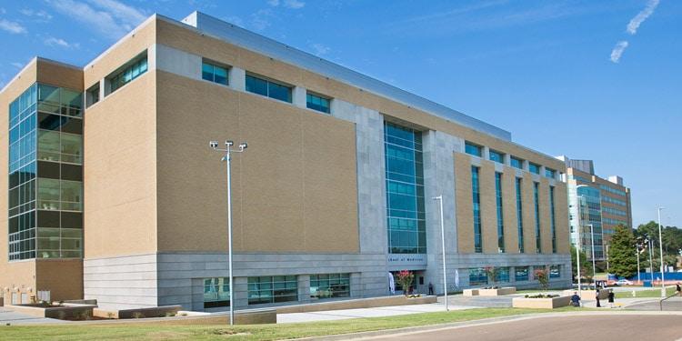 University of Mississippi Medical Center Jackson Mississippi empleos