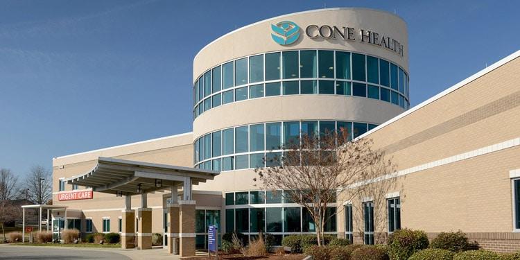 conehealth Greensboro North Carolina empleos