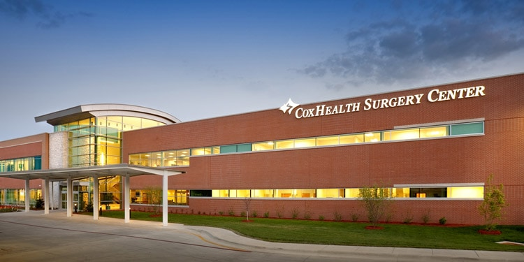 coxhealth empleos Springfield Missouri