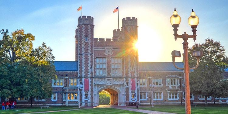 empleos St Louis Missouri washington university