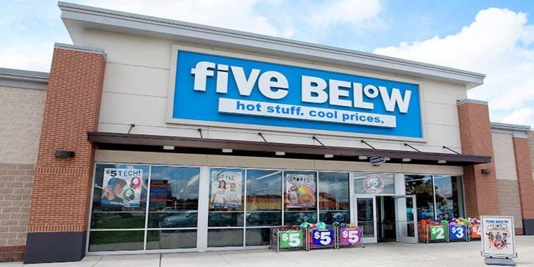 empleos Wilmington North Carolina five below