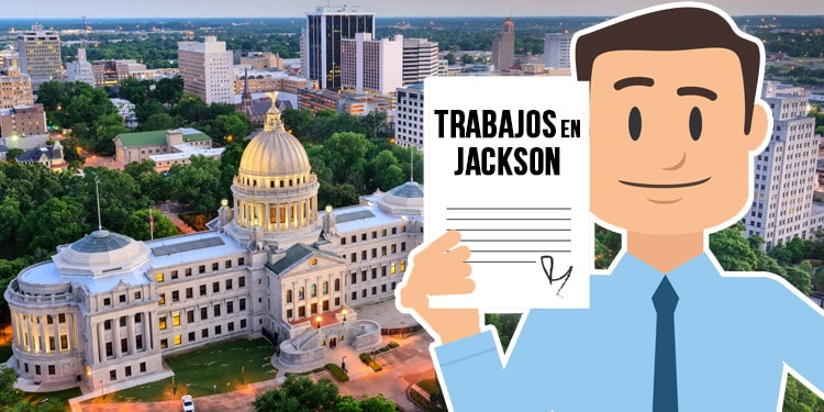 trabajos Jackson Mississippi