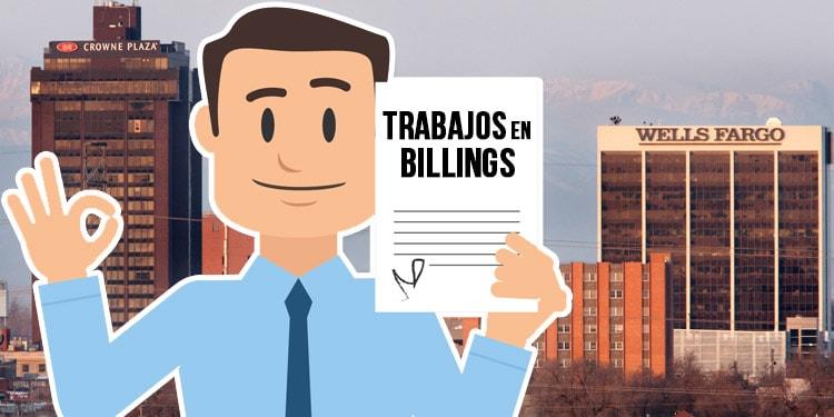 trabajos en Billings Montana