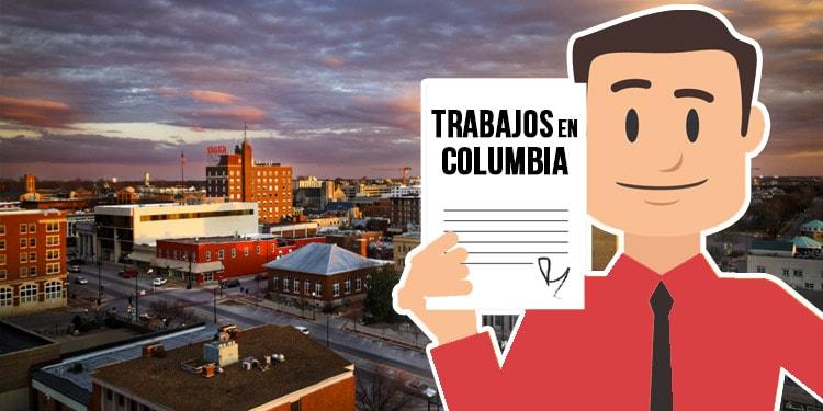 trabajos en Columbia Missouri