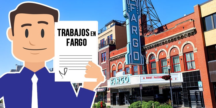 trabajos en Fargo North Dakota
