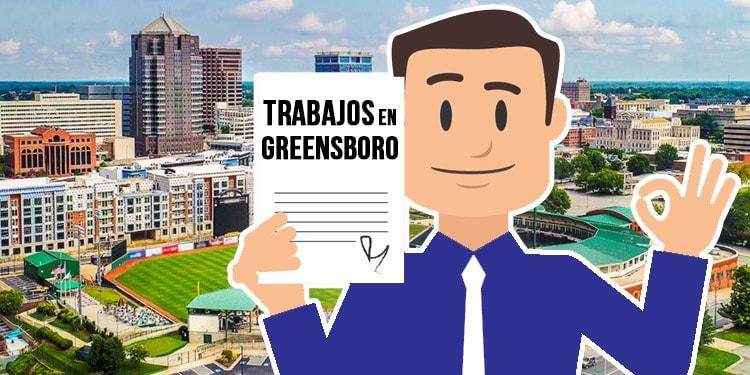 trabajos en Greensboro North Carolina