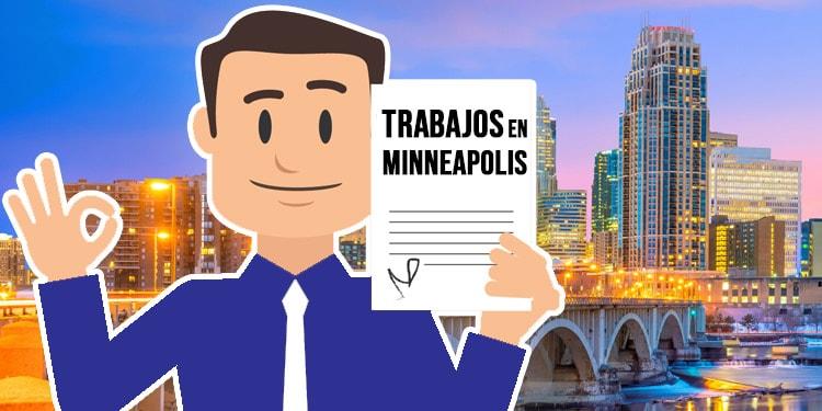 trabajos en Minneapolis