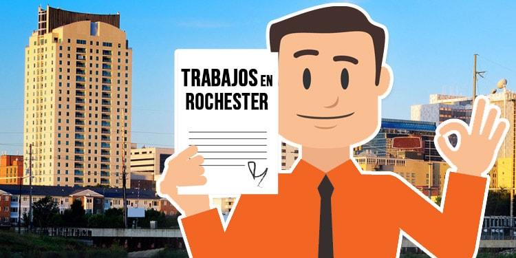 trabajos en Rochester Minnesota
