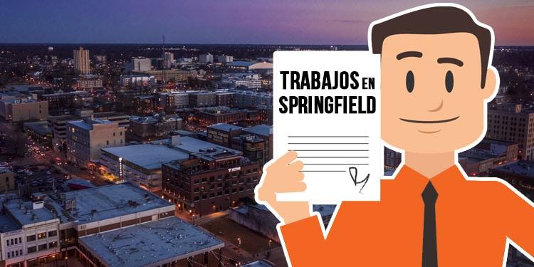 trabajos en Springfield Missouri